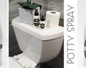 Potty Spray Toilet Spray bathroom spray potty perfume throne cologne Poo Pourri bathroom perfume perfume
