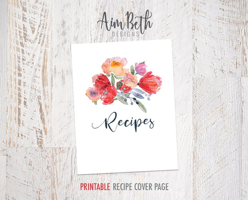 graphic relating to Printable Recipe Book Cover identified as Recipe Binder Package Printable Recipe Include Sheet, Customized Recipe Guide, Personalized Cookbook, Recipe Organizer, Recipe Guide Binder, Recipe Package