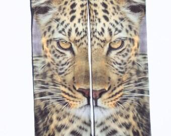Leopard Socks  Animal Socks    Leopard Gift   Stocking Stuffer   Leopard Clothing   Kids Socks   Leopard Lover Gift   Adult Socks