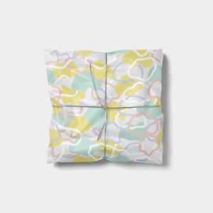 Camo Paper Artistic Wrapping Paper Set of 3 Colorful Gift Wrap Stylish Paper Set of 5 Pop Camo Gift Wrap 1 Sheet Shapes Gift Wrap