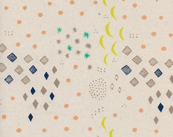 Moonlight - Natural from Sienna by Alexia Abegg for Cotton + Steel