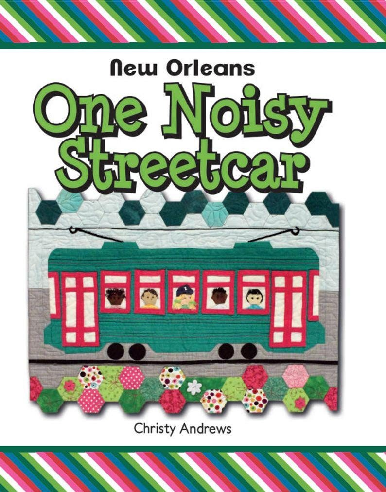 one noisy streetcar CHRISTY ANDREWS