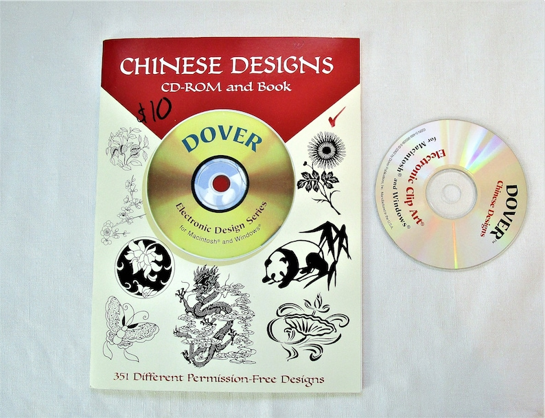 Russian Ornament of the Tadjik CD-ROM and Book