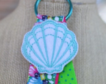 Lily Inspired Keychain