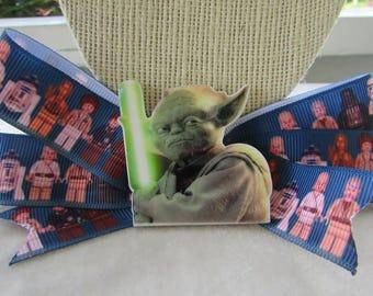 Star Wars Yoda Hair Bow