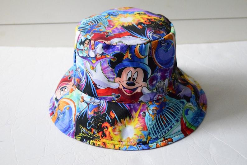 Sorcerer Reversible Bucket Hat  Adult Bucket Hat   Adult image 0