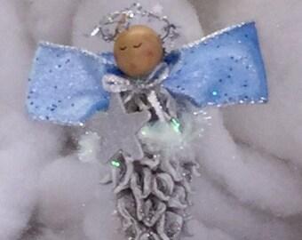 Heavenly Blue Angel
