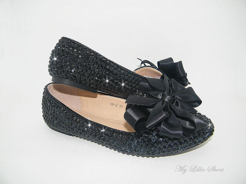 7e9a6e239160 Shoes Bling Flats Wedding Prom Sweet 16 Bridesmaid