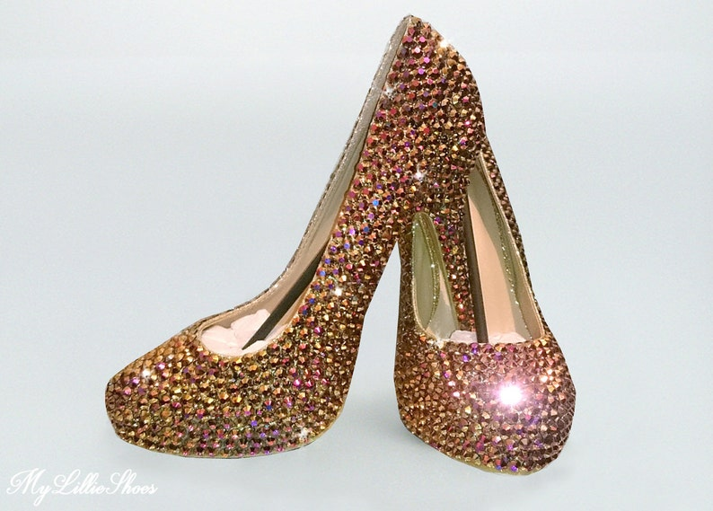 454825e02fa Shoes Bling High Heels Choose your colour and size