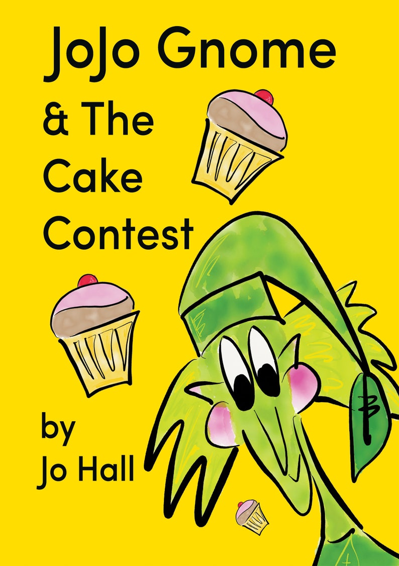 Book  JoJo Gnome and the Cake Contest image 0