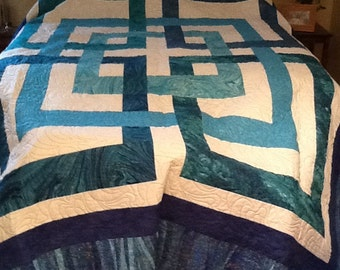 Quilt, large queen sized