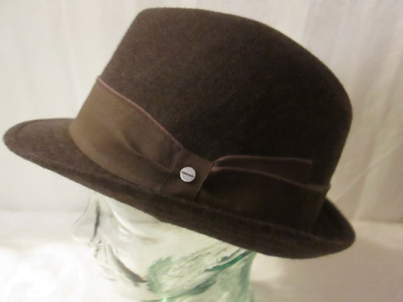 Vintage Men s Causal Stetson Brown Men s Wool Hat. A  7f507f73725