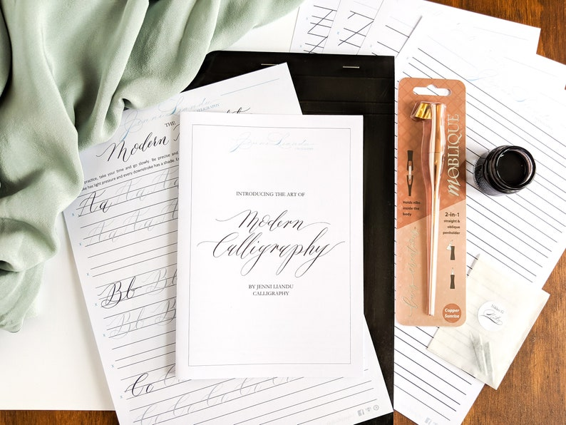 Essential Calligraphy Kit for Beginners  Modern Calligraphy  image 0