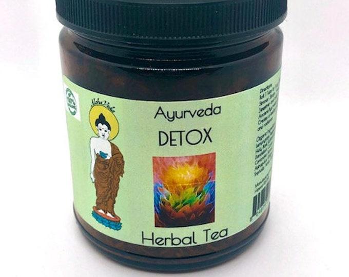 Ayurveda Cleansing Detox Purification Tea - Detox Herbal  - Organic - Ayurveda Superfood - Ayurveda - Maui - Detox - Health
