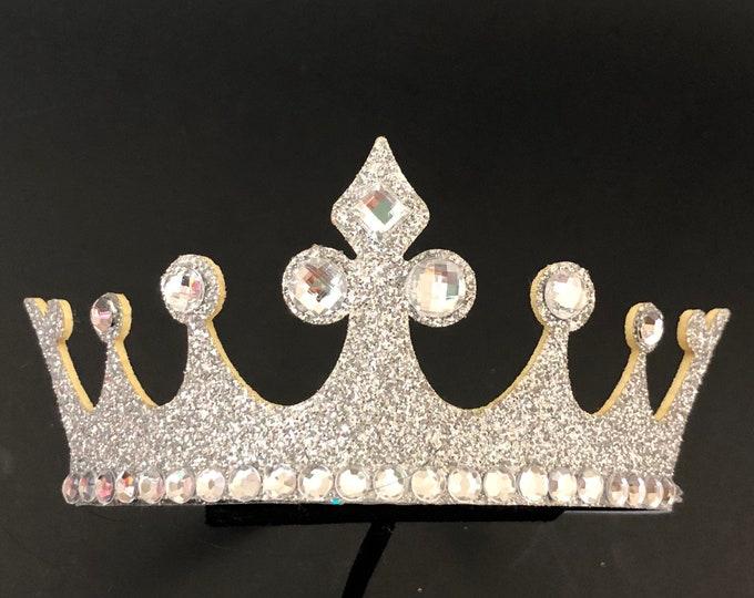 Disney Prince Crown,King Triton Crown,Boy Birthday Crown,First Birthday Crown,Birthday boy outfit,White queen crown,one year crown,Heracles