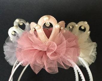 SALE!!,White Queen Crown,alice in wonderland crown,Alice,Breakfast at Tiffany's,first birthday,1st birthday,birthday party,party favor,tiara