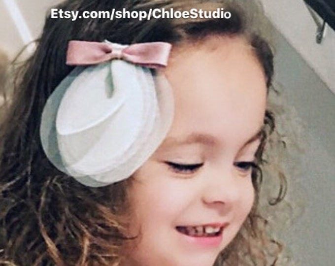 SALE!!!,Tulle Hair Bow,birthday hair bow,Chiffon Hair Bow,Chiffon Hair Clip,Flower Girl Hair Clip,Flower Girl Hair Bow,party hair clip,bow