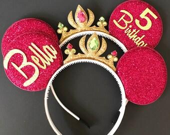 [Minnie Ears] Disney