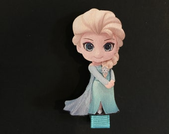 Frozen Elsa Hair Clip,Frozen 2 Elsa crown,Frozen Hair Accessory,Disney Princess Hair Clip,disney hair clip,elsa hair accessory,disney show