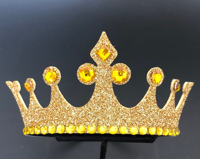 Disney Prince Crown,King Triton Crown,Boy Birthday Crown,First Birthday Crown,Birthday boy outfit,Boy Cake Smash,1st Birthday,Heracles Crown