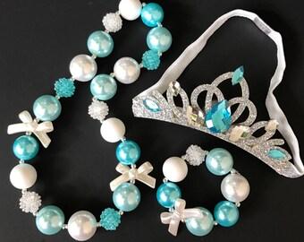 Cinderella Crown,Elsa Crown,Cinderella Elastic Headband,Elsa Elastic Headband,Cinderella theme,Elsa theme,baby cinderella crown,baby Elsa