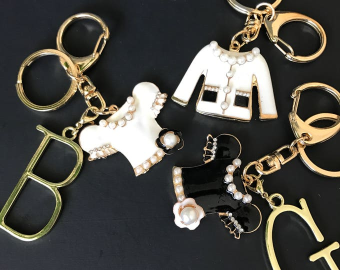 Custom Keychain,Custom KeyRing,Puffy keyring,Jacket Pendant,Designer Jacket Charm,Designer Jewelry,Tailor Jewelry,Puffy keychain,customize