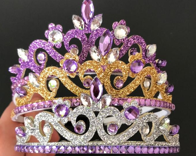 Princess Sofia Crown,Sofia Crown,Sofia The First,Sofia Princess Crown,Princess Sofia costume,Disney princess Sofia,birthday crown,Tiara
