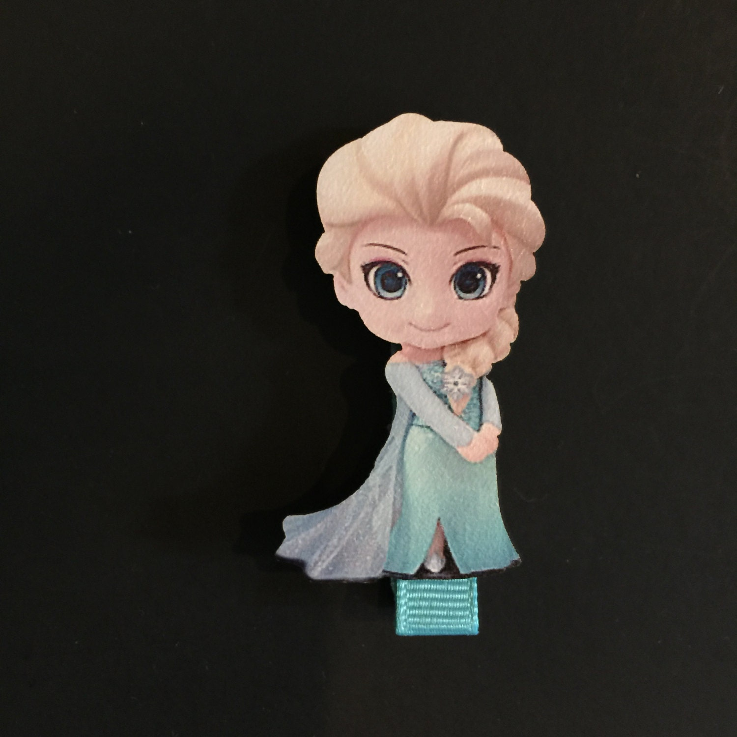 Salefrozen Elsa Hair Clipdisney Princess Hair Clipfrozen Hair