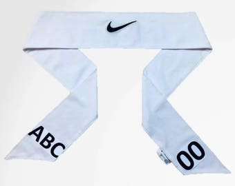 Custom Nike Head Ties   Tie Headbands   Multi by B3UATHLETICS a31a79877c3