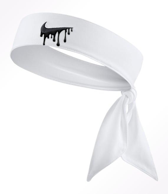 Custom Drip Nike Dri-Fit Head Tie