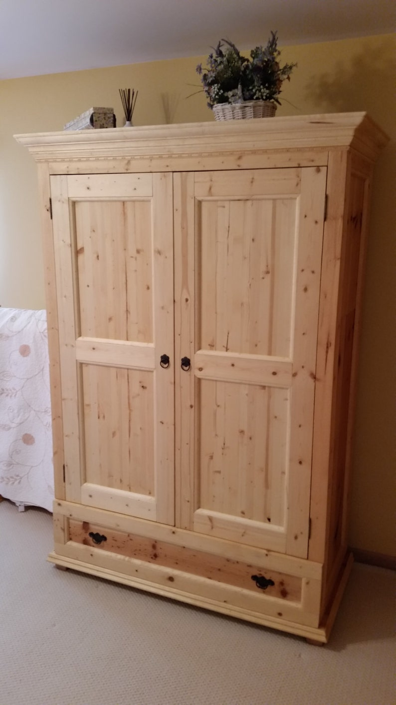 Bedroom Armoire Wardrobe Closet - 80\