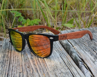 61dcd2e14bfbb Personalized Wood Sunglasses. Polarized Wooden Sunglasses.Groomsmen Gift. Engraved  Wooden Sunglasses. Mens Sunglasses. Womens Sunglasses