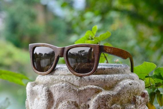 ad1a18a913d49 Wood Sunglasses. Personalized Sunglasses. Custom Wayfarer.