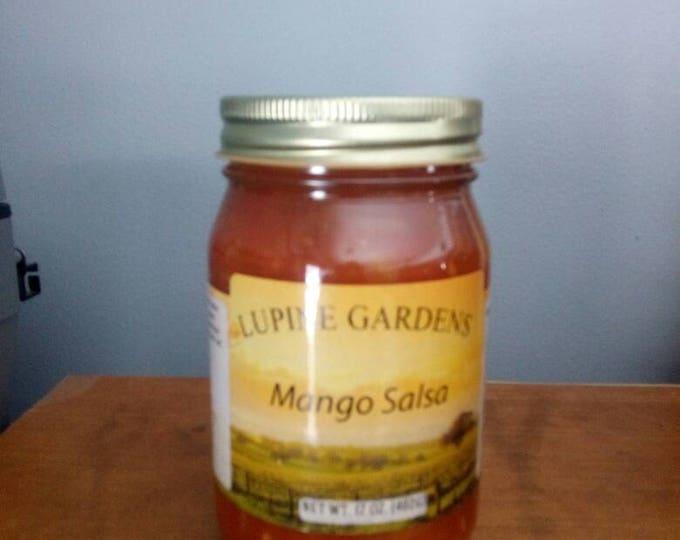 Mango Salsa. 17 oz.