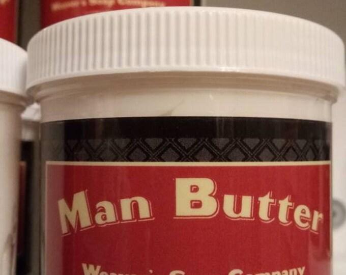 Man Butter 6 Oz. / Moisturizer for Men
