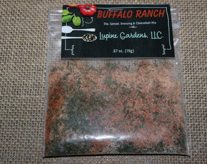 Buffalo Ranch Dip Mix.