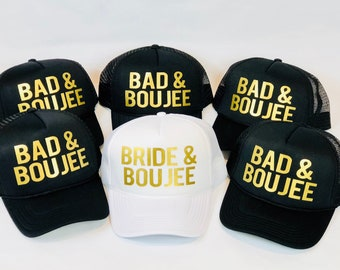 da27b03a84d99 Bad and boujee hat