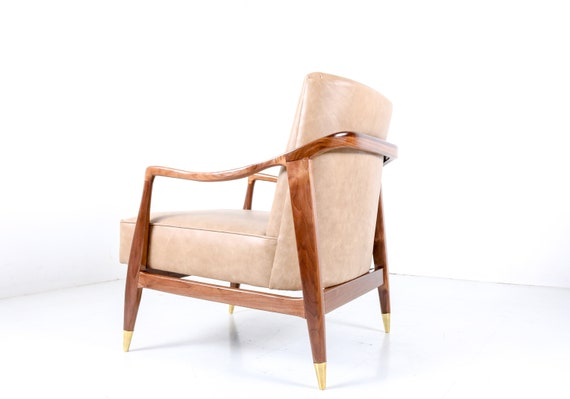 Admirable Mid Century Modern Danish Arm Chair Machost Co Dining Chair Design Ideas Machostcouk