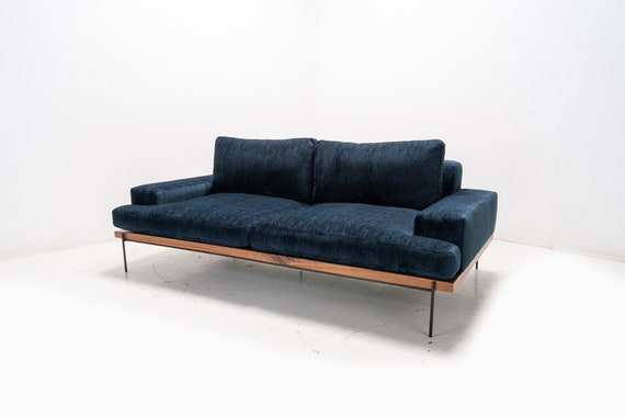 Awe Inspiring Industrial Modern Mid Century Style Sofa Pdpeps Interior Chair Design Pdpepsorg