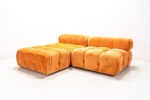 Mid Century Modern Modular Sofa - Bellini style