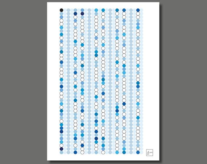 Primes 1008 03 [A3 size art print]