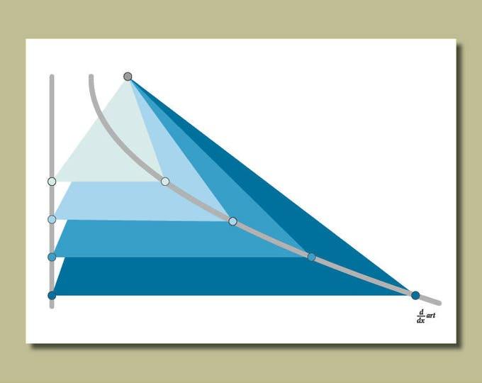 Parabola 05 [A4 size art print]