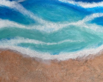 Untitled Beach Scene