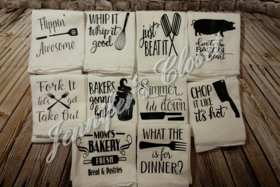 image 0 - Funny Kitchen Towels