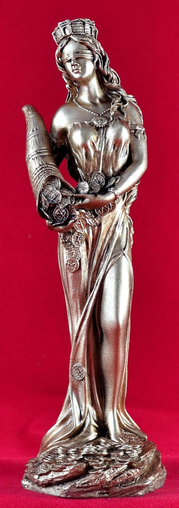 Griechische göttin des glücks