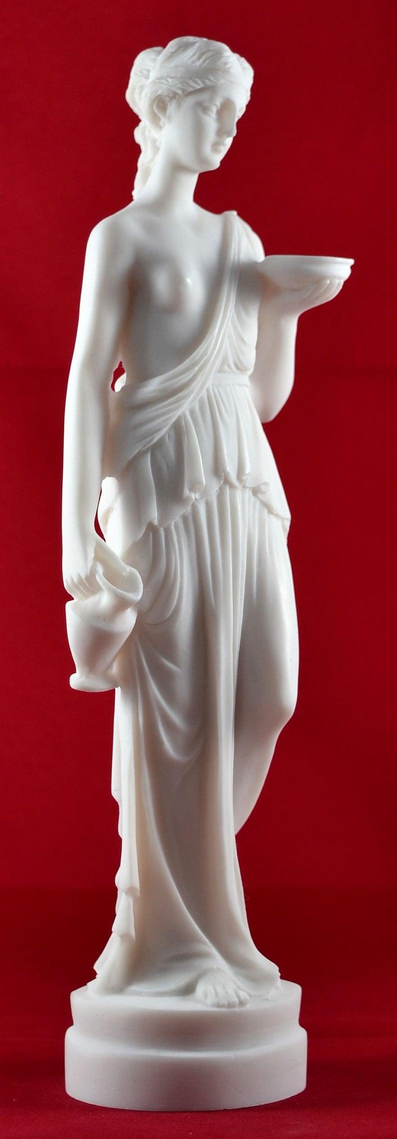 Hestia Goddess of House Family Greek Statue greek statue ...
