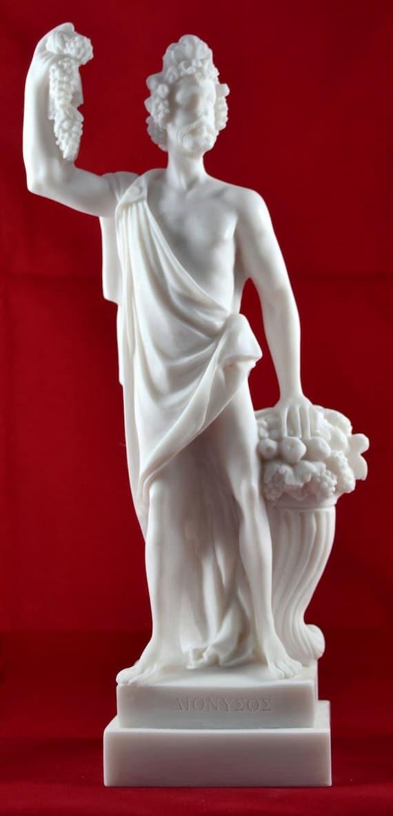 Dionysus Dionysos greek statue ecstasy wine god NEW Free shipping tracking