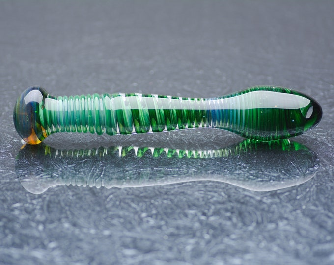 Glass Dildo - Opal's Envy