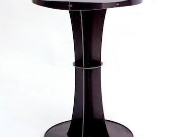 Circular Metal Coffee Table