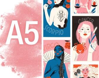 Zodiacs  A5